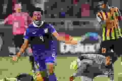 Thua sát nút Malaysia, Thái Lan vẫn lên ngôi vô địch AFF Cup 2014