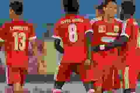 Vòng 3 V-League 2015: Đại chiến ở Bình Dương