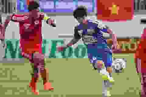 Vòng 6 V-League 2015: Đẳng cấp lên tiếng, HA Gia Lai tiếp tục sa sút