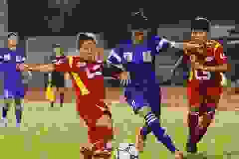 Gian nan tìm nhân tố mới cho bóng đá nữ Việt Nam