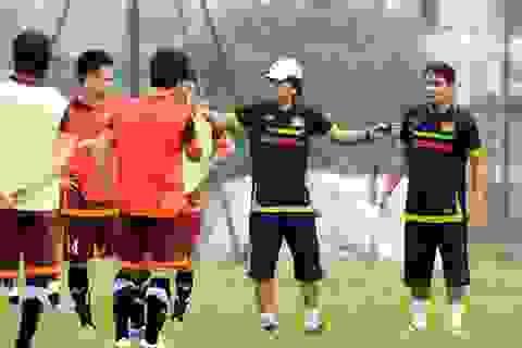 Một năm của HLV Miura với bóng đá Việt Nam