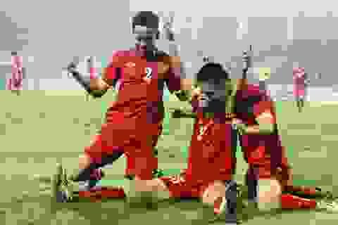 Olympic Việt Nam đánh bại Indonesia: Vạn sự khởi đầu nan
