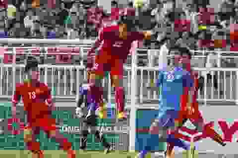 Olympic Việt Nam và sự mong manh ở hàng tiền vệ