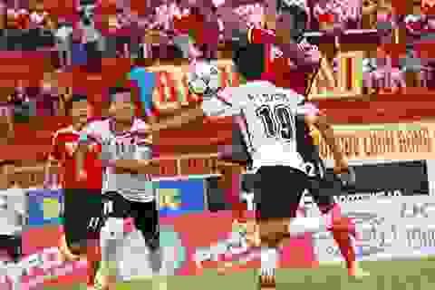 Đồng Nai chia điểm với ĐT Long An trong trận cầu không bàn thắng