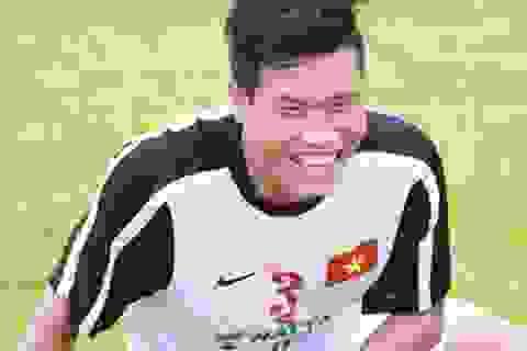 Cựu trung vệ U19 Việt Nam sẽ tái xuất trong trận đấu với SL Nghệ An