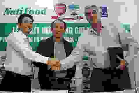 Thành Phố Hồ Chí Minh sẽ có học viện bóng đá NutiFood trong tương lai