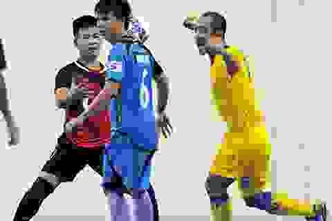 Sanna Khánh Hòa giành lại ngôi đầu giải futsal quốc gia 2015