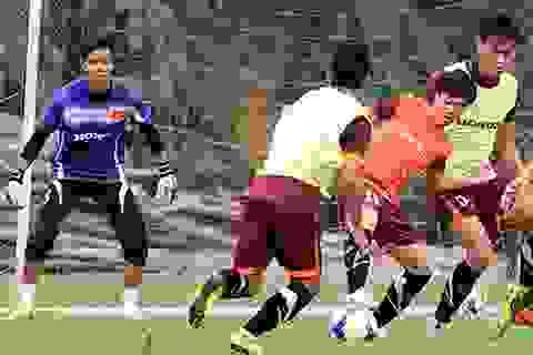 Mẫu số chung trong khung thành đội tuyển U23 Việt Nam