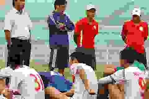 Vòng 5 giải hạng Nhất quốc gia 2015: TPHCM bám sát ngôi đầu