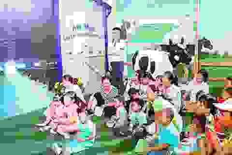 Hàng ngàn gia đình cùng khám phá Thế giới sữa