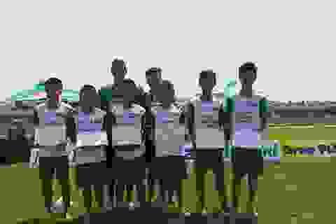 38 thí sinh vào vòng tuyển sinh chung kết học viện bóng đá Nutifood