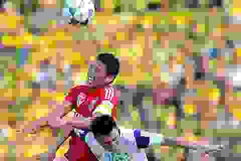 B.Bình Dương mạnh hơn hẳn các đối thủ ở V-League?