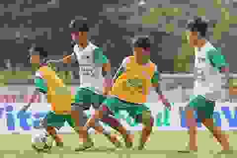 Học viện bóng đá NutiFood đã lựa chọn được 77 thí sinh vào vòng chung kết