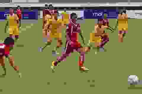 Viettel vô địch bóng đá U13 quốc gia 2015