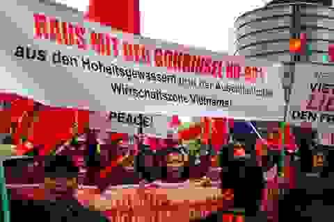 Tỏa lan mạnh mẽ tinh thần Biển Đông, tinh thần Việt Nam