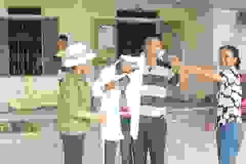 Đi buôn bán ở Lào, một phụ nữ bị giết chết?