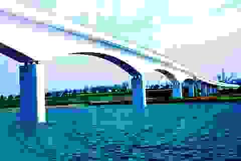 Xây dựng cầu thứ 3 trên sông Lam