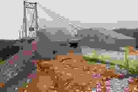 Nghệ An: Cầu treo hàng chục tỷ chưa sử dụng đã có nguy cơ bị sập