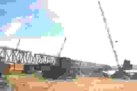 """""""Loạn"""" khai thác, kinh doanh bến bãi cát sỏi tại Nghệ An: Dẹp 9 bến cát """"chui"""" ven sông Lam"""