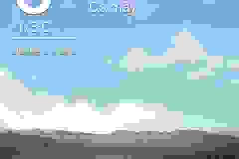 Miền núi biên giới Việt - Lào xuống 0 độ, xuất hiện băng giá