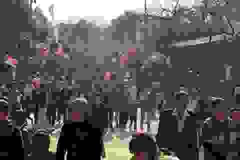 Đền Thánh Antôn đón hàng vạn người về xin ơn đầu năm