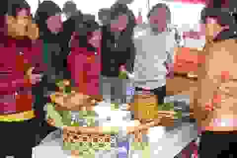 Triết lý nhân sinh trong các món ăn đồng bào Thái Nghệ An