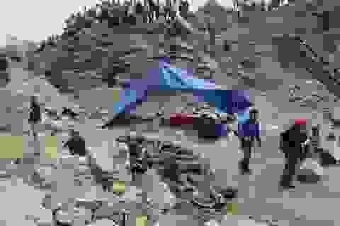Một người tử vong sau vụ nổ mìn mỏ đá