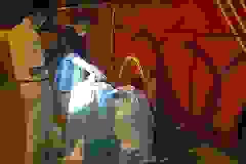 Bắt xe khách vận chuyển 3.000 gói thuốc lá không giấy tờ