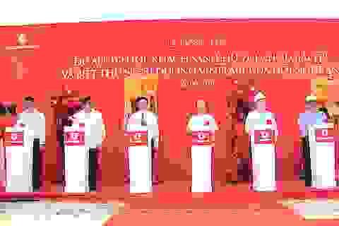 Khởi động 2 dự án lớn với tổng vốn đầu tư gần 2.000 tỷ đồng