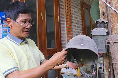 Người cựu chiến binh hơn 20 năm sưu tầm kỷ vật chiến tranh