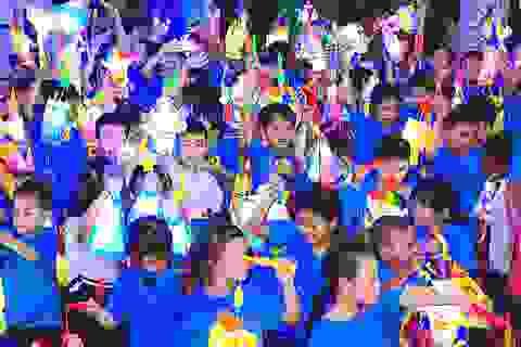 Hơn 1000 trẻ em có hoàn cảnh khó khăn đón Trung thu sớm