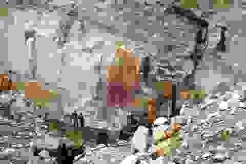 3 người tử nạn tại mỏ đá