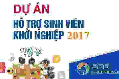 """Dự án """"Hỗ trợ sinh viên khởi nghiệp"""" - Phao cứu trợ cho hàng nghìn sinh viên Việt Nam"""