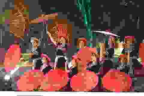 Ấn tượng đêm hội sắc Xuân miền Tây xứ Nghệ