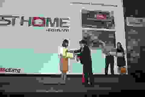 """BestHome đạt giải thưởng """"Tin & Dùng Việt Nam 2014"""""""