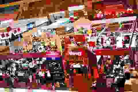 Thành công vang dội của Doji tại Hội chợ VIJF 2014