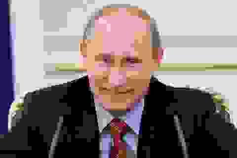 Putin thở phào khi rúp ngừng giảm