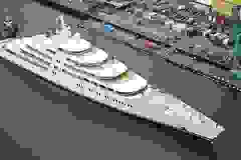 8 chiếc du thuyền xa hoa nhất mọi thời đại