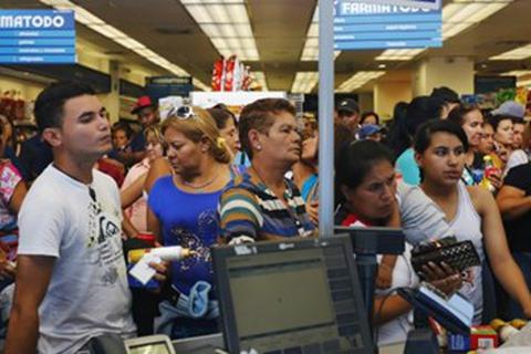 Venezuela, nơi bao cao su có giá bằng iPhone