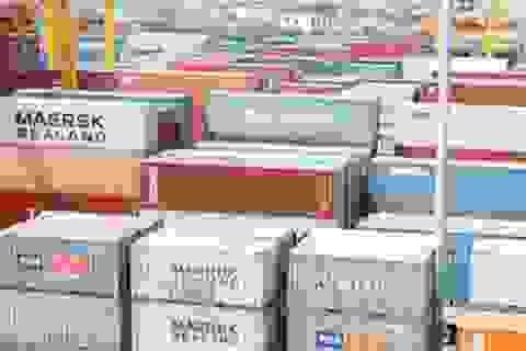 Lúng túng xử lý container bỏ hoang tại cảng biển