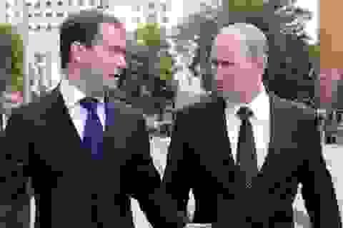 Khi con tàu kinh tế Nga trở lại đường ray