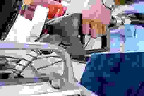 Xăng dầu nhập khẩu giảm giá mạnh