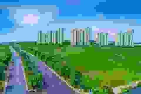 Bất động sản Hà Nội: Đông lên… Tây xuống?