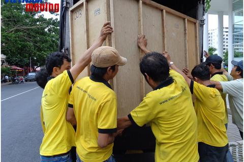 Dịch vụ chuyển nhà, văn phòng Việt Nam Moving - Bí quyết giữ giá cước thấp