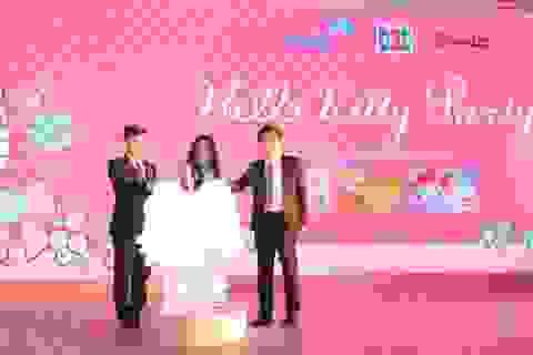 VietinBank ra mắt thẻ tín dụng Hello Kitty