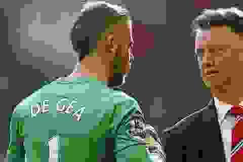 "Van Gaal: ""De Gea sẽ ra sân tại Premier League 2015-16"""