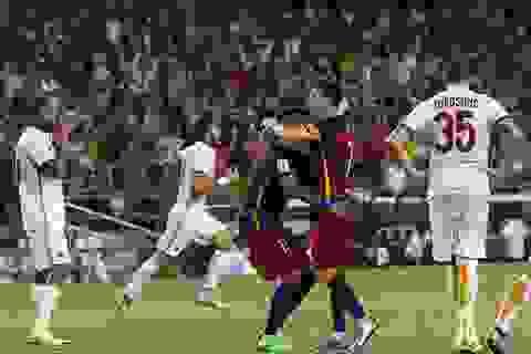 Neymar và Messi lập công, Barca giành Joan Gamper Cup