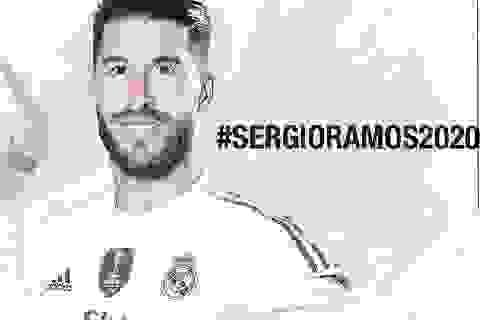 [Infographics] Sergio Ramos: Mười năm một tình yêu với Real Madrid