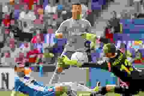 Nhìn lại 90 phút bùng nổ của C.Ronaldo trên sân Cornellà-El Prat