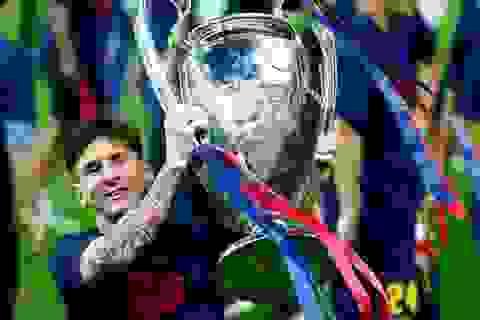 [Infographics] Messi trước cột mốc 100 trận tại Champions League